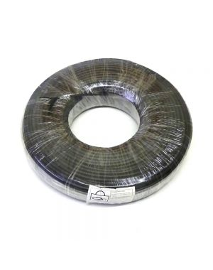 100m Cat 5e Cable Reel - Grey or Black