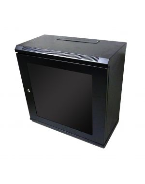 12U 300mm Black Data Cabinet/Network Rack