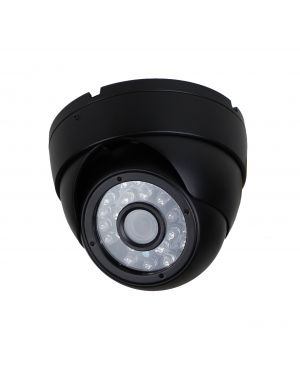 720P IP Camera HI3518E+OV9712 in Black