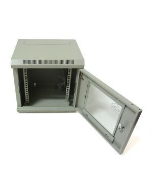 "6U 10"" Grey 300MM Data Cabinet/Network Rack"