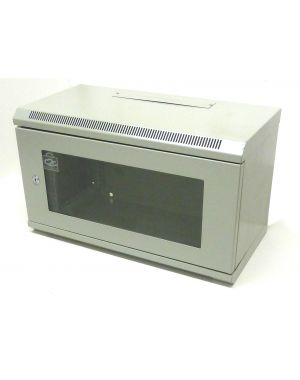 6U 300mm Grey Data Cabinet/Network Rack