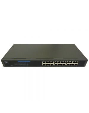 24 Port 10/100 Rack Mount Network Switch